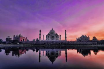 Day Trip To Taj Mahal and Agra From Delhi by Car