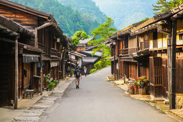 3-Day or 4-Day Self-Guided Hike on Nakasendo Trail