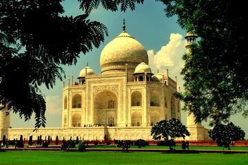 Same Day Taj Mahal Tour By Train From Delhi