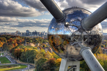 Atomium Admission Ticket