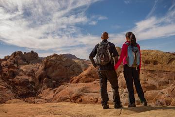 Excursion-randonnée dans la Valley of Fire au départ de Las Vegas