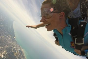 Day Trip VIP Skydiving Experience in Chicago near Michigan City, Indiana