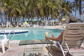 Punta Arena Beach from Cartagena