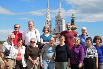 Essential Zagreb Tour with Optional Naïve Art Museum Visit
