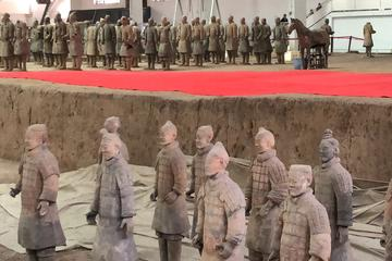 Half Day Private Tour of Terracotta Army in Xi'an