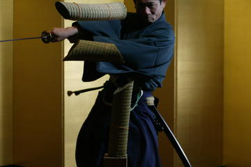 Private Katana Sword Iai Lesson with a Samurai Descendant
