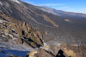 Etna 3000 meters