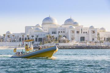 Abu Dhabi RIB Besichtigungs-Bootsfahrt