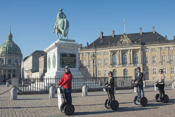 2-Hour Wonderful Copenhagen Segway Tour