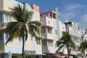 Byrundtur med bus i Miami