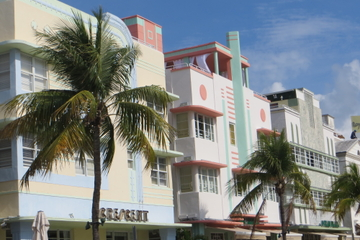 Excursão de ônibus pela cidade de Miami