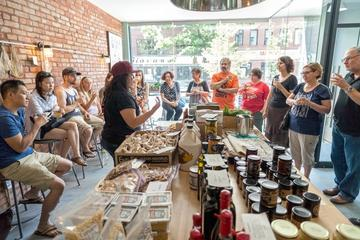 Excursão gastronômica em Mile End Montreal