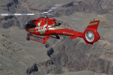 Vuelo en helicóptero por el West Rim del Gran Cañón con entrada al...