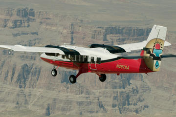 Day Trip Air Tour from Grand Canyon West near Grand Canyon Village, Arizona