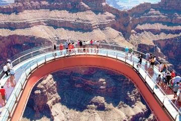 Das Beste vom Westrand: Grand Canyon Rundflug, optional mit...
