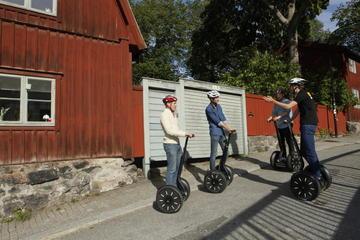 Excursão Terrestre em Estocolmo: Excursão de Segway e Vistas da...