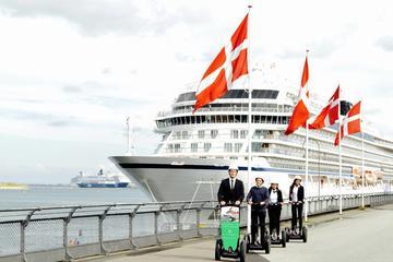 Shore Excursion: 1-Hour Copenhagen Segway Cruise