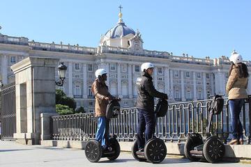 Madrid Segway City Tour