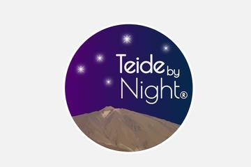 Teide bei Nacht - Romantischer...