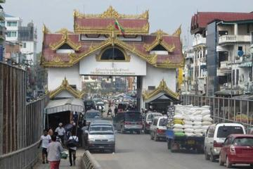 A unique adventure border crossing from Mae Sot to Yangon