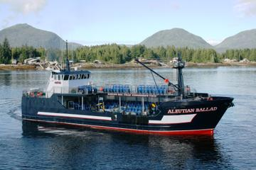 Ketchikan shore excursion bering sea crab fisherman 39 s for Bering sea fishing