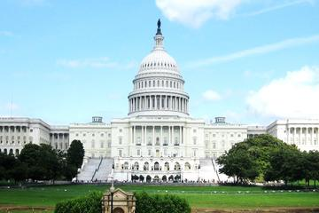 Deluxe Half Day Tour of DC with Reserved US Capitol Entry