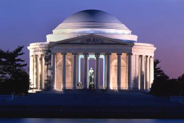 Excursão noturna guiada por Washington DC