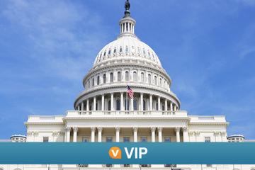 VIP da Viator: Best of DC incluindo US Capitol e Acesso reservado ao...