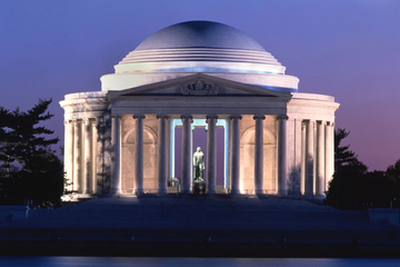 Visite guidée nocturne à Washington DC