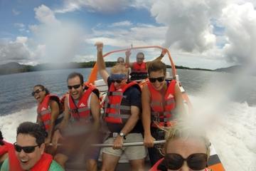 Passeio de barco a jato em Cairns