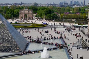 Semi-Private Tour: Notre-Dame, Paris Historical Walk, Louvre Museum Guided Tour