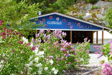 Skagway Shore Excursion: Jewell Gardens Tour and Glassblowing...