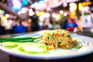 Excursão gastronômica em Bangcoc