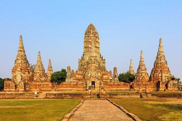 Private Tour: Ayutthaya Day Trip from...