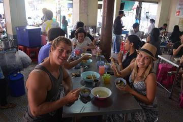Tour gastronomico di Bangkok