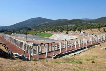 Ancient Messene Day Trip from Costa...