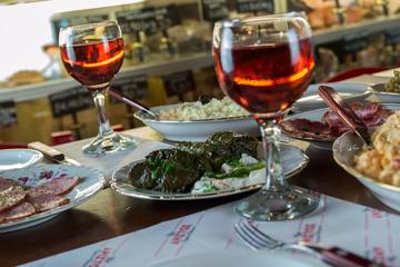 Athens Food and Wine Tasting Tour
