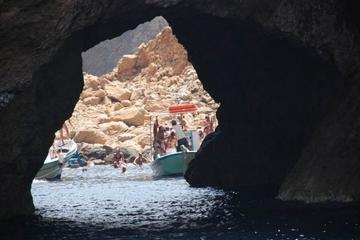 Crucero por la costa sur de Mykonos