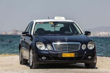 Thessaloniki Airport or Cruise Port Private Arrival Transfer