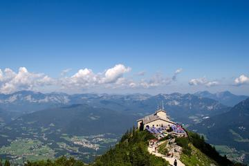Bavarian Alps and Eagle's Nest Private Day Trip from Salzburg