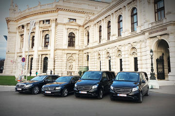 Low Cost Vienna Airport Vienna City Private Transfer with Professional Driver