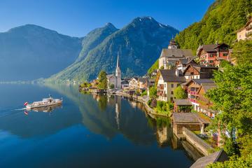 Private tour of Melk, Hallstatt and Salzburg from Vienna