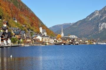 Salzburg Lake District and Hallstatt Private Tour from Salzburg with Luxury Car