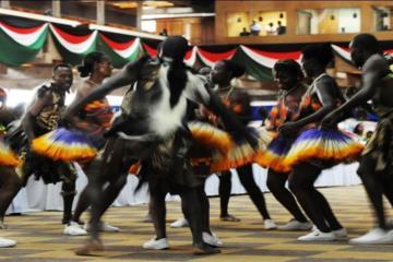 Nairobi Cultural and City Tour