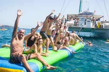 Excursión de un día a la isla con crucero en catamarán a La Graciosa...