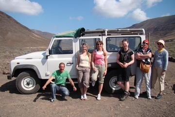 Excursión en jeep 4x4 por Lanzarote
