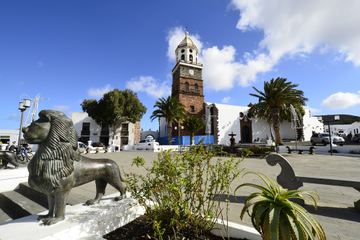 Excursion d'une journée au nord de Lanzarote
