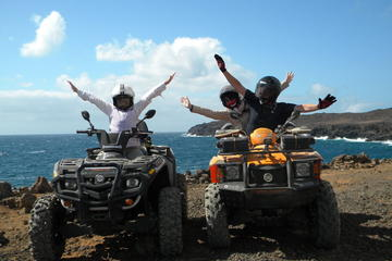 Excursion en quad ou en buggy à...