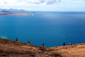 Lanzarote Vulkan – Geführte Wanderung
