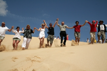 Recorrido por la gran isla de Fuerteventura